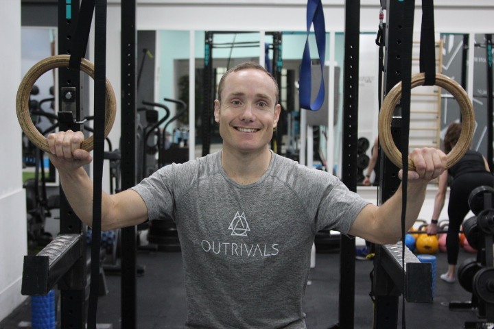 Martyn's personal fitness story
