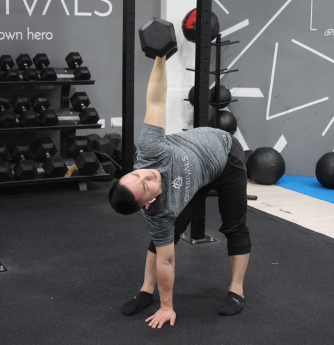 outrivals gym Exercise