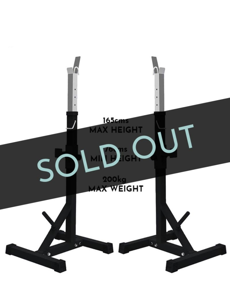 Outrivals Squat Racks Sold out website