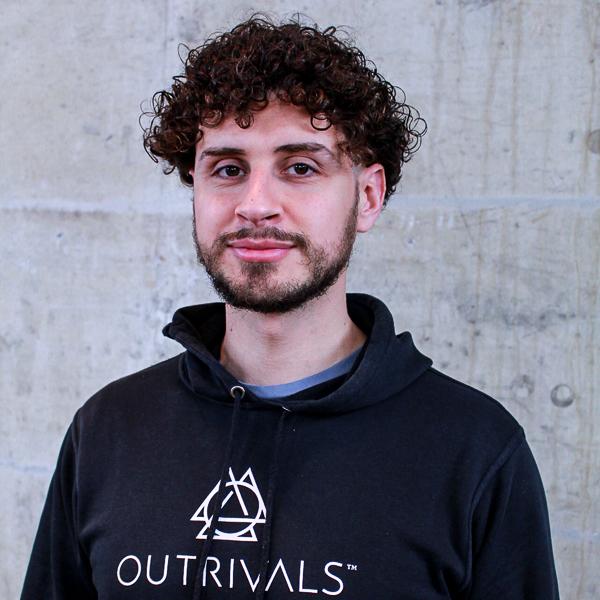 Dali Khalef Personal Trainer
