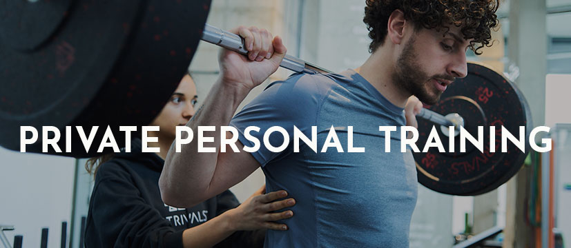 OUTRIVALS PRIVATE PERSONAL TRAINING